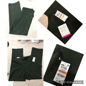 Tummy control pull on pants
